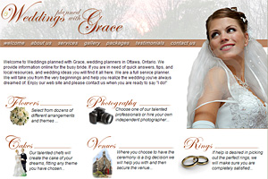 Weddings Designed With Grace