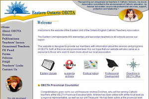 Eastern Ontario English Catholic Teachers Association